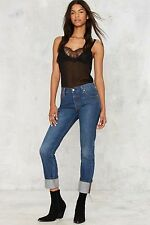 Levi's Jeans for Women 501 Jeans - Moonshadows Nasty GaL W27 L32