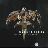 """QUEENSRYCHE """"DEDICATED TO CHAOS"""" CD NEUWARE"""