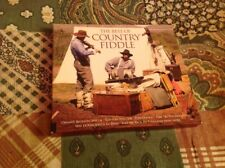 The Best Of Country Fiddle - CD - Orange Blossom Special Cotton-Eyed Joe