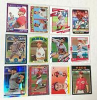 (12) TREVOR BAUER Cards Lot! REFRACTORS + #'D + INSERTS $$$ REDS - DODGERS