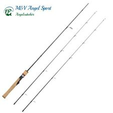 Spoonrute Angel Forellen Spinnrute Ultra Light Rute Längen 1.8m WG 0,8-8g Spoon