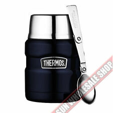 Thermos Tall 470ml Stainless Steel Vacuum Insulated Food Jar