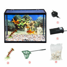 Unbranded Rectangle (Standard) Fresh Water Aquariums
