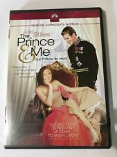 The Prince and Me (DVD, 2004, Full Frame Special Collectors Edition)