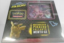 **NEU** Pokemon 45152 Meisterdetektiv Pikachu - Fallakte Mewtu GX Box #2 OVP