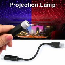 USB Plug and Play Car Roof and Home Ceiling Romantic Night Light Party Decor US