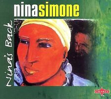 Nina's Back By Nina Simone, CD (2003 Artistry Music Limited Import CD) NEW