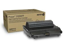 TONER XEROX pour PHASER 3300 MFP + 50% OFFERT / 8000 pages 0 106r01412