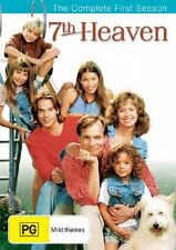 7th Heaven : Season 1 (DVD, 2006, 6-Disc Set)