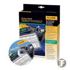 Massive Sale Fluke DMS 0100/INST Software for Fluke 1653B & 1654B