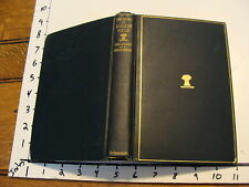 vintage book: THE LOVE AFFAIRS OF A BIBLIOMANIAC by Eugene Field 1901