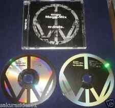 w-inds. Mega Mix CD DVD JAPAN Jpop Keita Ryohei Ryuichi MINT CONDITION
