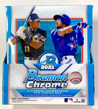 2021 Bowman Chrome Complete Your Set - 1st Prospects, Base & Inserts - You Pick