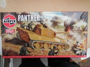 1:76 A01302V Panzer Airfix 01302V Panther