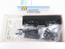 Ho Scale Walthers Kit 932-3007 Data Only 36' Offset Hopper - Complete