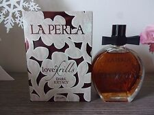 "La Perla ""Love frills dark extacy"" Edt 100ml vapo raro"
