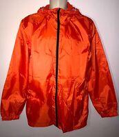 Regatta StandOut Rain Coat Men's Size L 52-54 Orange