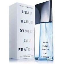 Parfum ISSEY MIYAKE L'EAU D'ISSEY BLEUE FRAÎCHE EDT 125ML Neuf Sous Blister