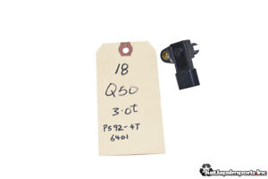 16-20 Infiniti Q50 3.0L oem VR30 Map Sensor Q60