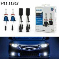 For Philips H11 6000K Ultinon Essential LED Car Light Bulb Headlight Lamp CA