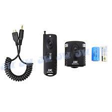 JJC II Wireless Shutter Release For SAMSUNG NX500 NX1100 NX2000 NX210 EX2F NXF1