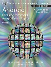 Android for Programmers: An App-