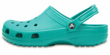 Crocs Classic Clog Tropical Teal Childrens Size 11