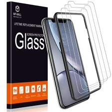 For iPhone Apple Ten XR Screen Protector Tempered Glass Film Cover Guard 3-Pack