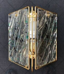 Applique vetro murano originale vintage