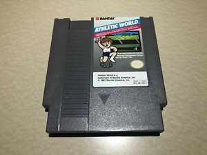 Athletic World - Nintendo Entertainment System - Made In Japan - Game Only