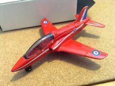 MATCHBOX RED ARROWS JET PLANE BAE Hawk T mk1 1991 SKY BUSTERS tutti in metallo in scatola