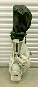 Taylormade R 11 GOLFBAG GOLF BAG White BAG ONLY NO CLUBS INCLUDED