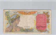 Indochine 100 Piastres (1947-1954) H.297 n° 07407637 Pick 82a