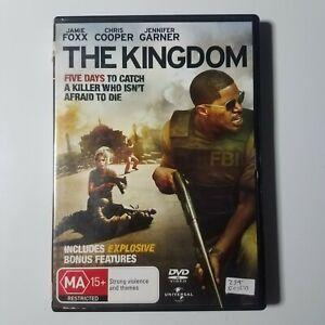 The Kingdom | DVD Movie | Jennifer Garner, Jamie Foxx| Action/Thriller | 2007