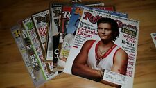 Rolling Stone Magazine - 2005 Complete Year - Issues # 966 - 991