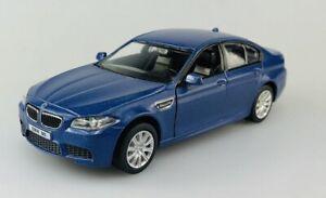 RMZ CITY BMW M5 BLUE 1:32 DIE CAST METAL MODEL NEW IN BOX
