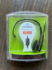 NEW Plantronics GameCom X10 Headset Gaming Headphone & Microphone for XBOX 360