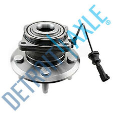 Rear Wheel Bearing and Hub 2010-2016 Chevy Equinox GMC Terrain 2.4L 3.6L