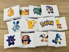 Custom Pokemon Card Booster Pack Bundle Box - Free Delivery UK Holo/Rare 👌