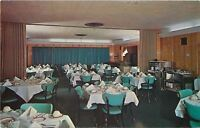 Blasdell NY Blue Dining Room & Stage Curtains~Accordion Dividers~Motel Exit 56