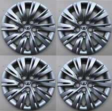 "4 x full set 16"" Hubcaps Fits Toyota Camry 2012 2013 2014 Wheels Cover"