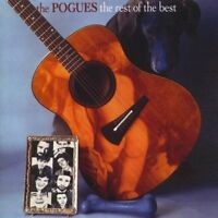 Pogues Rest of the best (compilation, 1992) [CD]