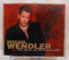 Michael Wendler + CD + Ich denk an Weihnachten + Engel in der Balladen-Version +
