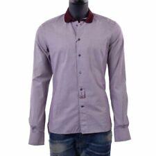 Karierte Herren-Freizeithemden & -Shirts in Rot Hemd-Stil
