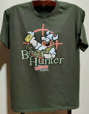 Hagar The Horrible - The Beer Hunter T-Shirt (Mens Large)