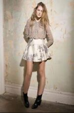 Mini Floral Skirts ZIMMERMANN for Women