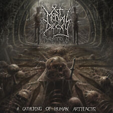 """MORTAL DECAY """"A Gathering of Human Artifacts"""" death metal CD"""