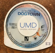 Lords of Dogtown UMD PSP Movie