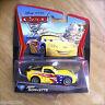 Disney PIXAR Cars 2 JEFF GORVETTE United States WORLD GRAND PRIX #7 diecast WGP