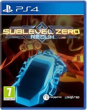 Sublevel Zero Redux [UK Import] PS4 Playstation 4 IT IMPORT ALTRI